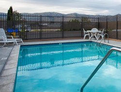 Pets-friendly hotels in Tehachapi