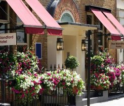 Londres: CityBreak no Blandford Hotel desde 46.6€
