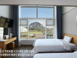 South Korea hotels with panoramic view