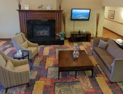 Pets-friendly hotels in Eau Claire
