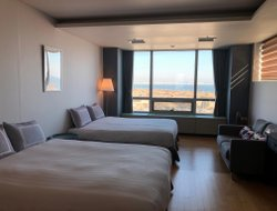Incheon hotels with sea view