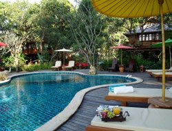 Thailand hotels with river view