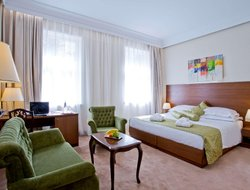 Top-10 hotels in the center of Zagreb
