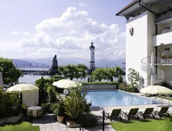 Lindau hotels with swimming pool