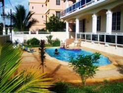 Pointe Aux Piments hotels with swimming pool