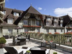 The most expensive Deauville hotels