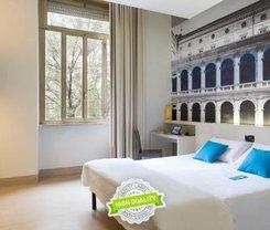 Roma: CityBreak no B&B Hotel Roma Trastevere desde 46.37€