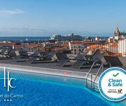 Funchal: CityBreak no Hotel do Carmo desde 50.23€