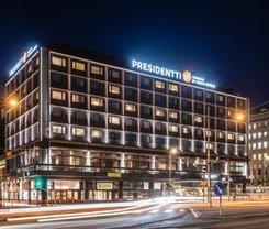 Helsínquia: CityBreak no Original Sokos Hotel Presidentti Helsinki desde 91.46€