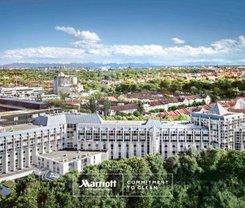 Munique: CityBreak no Munich Marriott Hotel desde 94€