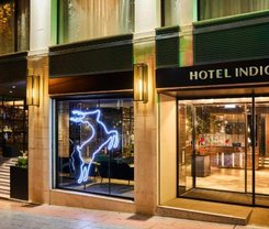 Madrid: CityBreak no Hotel Indigo Madrid - Princesa, an IHG hotel desde 71€