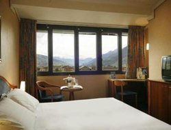 Top-10 hotels in the center of Aosta