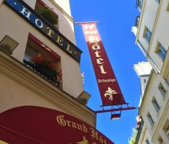 Paris: CityBreak no Grand Hôtel Dechampaigne desde 72.27€
