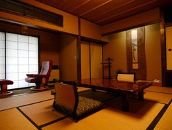 Top-10 hotels in the center of Hakone