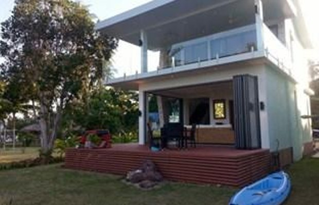 фото Beachfront Villa 994079125