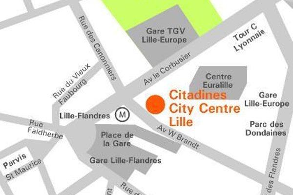 Citadines City Centre Lille - фото 5