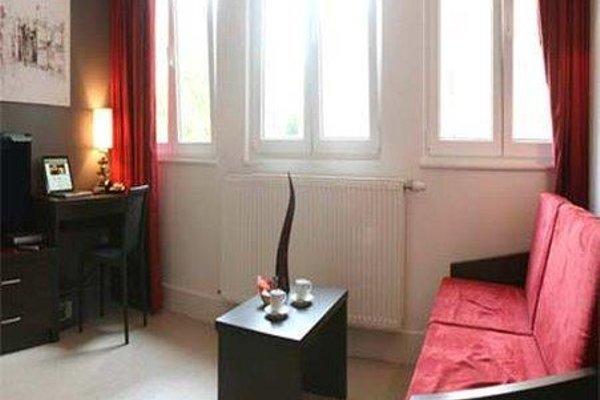 Residhotel Lille Vauban - фото 4
