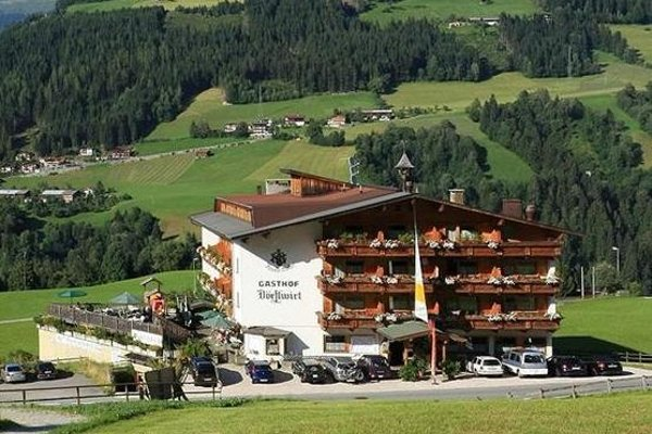 Alpen Wohlfuhlhotel Dorflwirt - фото 15