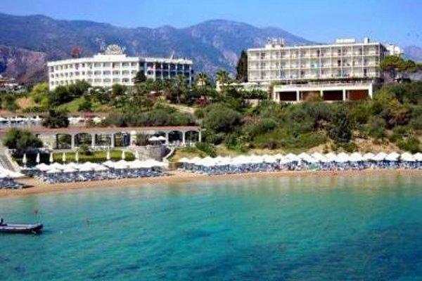 Denizkizi Hotel - фото 23