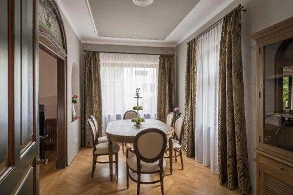 Villa Ludwig Suite Hotel - 10