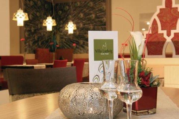 Villa Ludwig Suite Hotel - 14