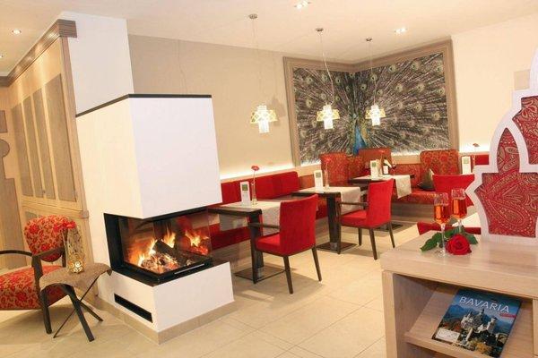 Villa Ludwig Suite Hotel - 6