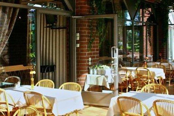 Best Western Hotel Vallonia - фото 13