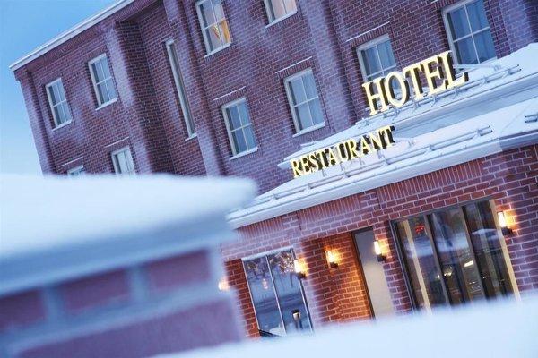 Best Western Hotel Vallonia - фото 19