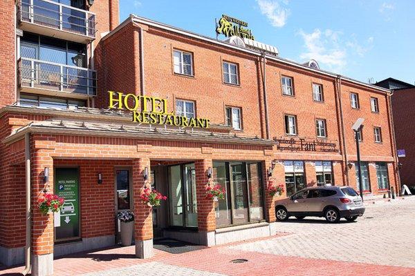 Best Western Hotel Vallonia - фото 21