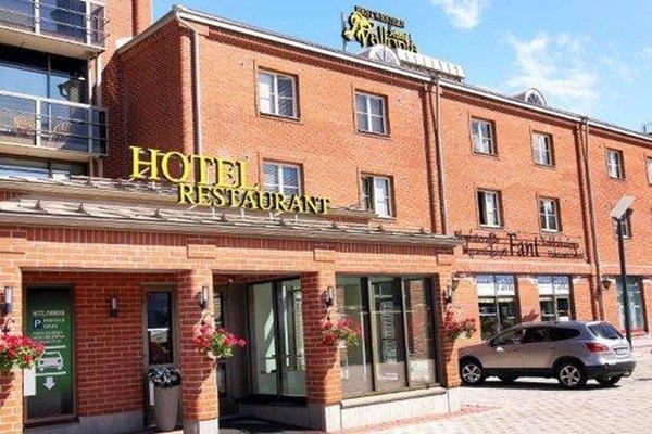 Best Western Hotel Vallonia - фото 22