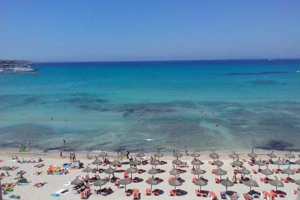 Hotel Marina Playa De Palma - фото 21
