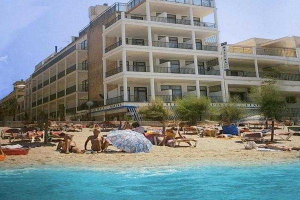 Hotel Marina Playa De Palma - фото 23