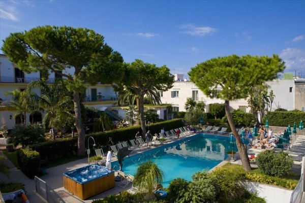 Hotel Terme Punta Del Sole - фото 21