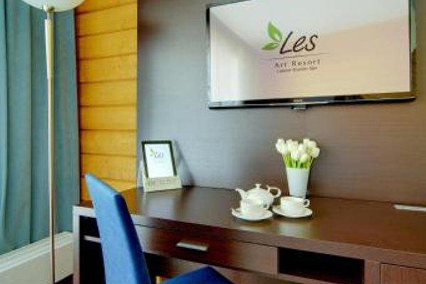 Отель «Les Art Resort» - 4