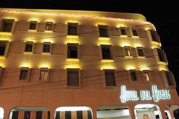 Hotel Del Norte - 22