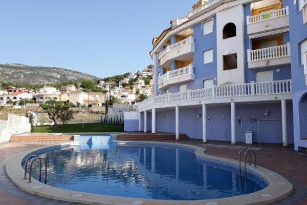 Apartamentos Marcomar 3000 - фото 21