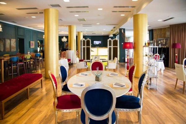 Diplomat Fashion Hotel & Spa - 12