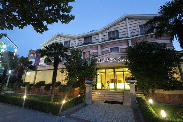Diplomat Fashion Hotel & Spa - фото 22