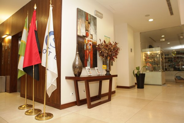 Skyna Hotel Luanda - фото 15