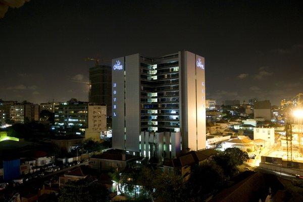 Skyna Hotel Luanda - фото 22