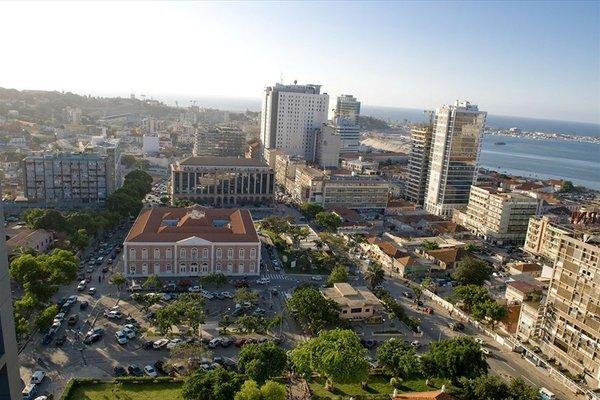 Skyna Hotel Luanda - фото 23