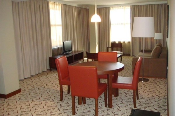 Skyna Hotel Luanda - фото 4
