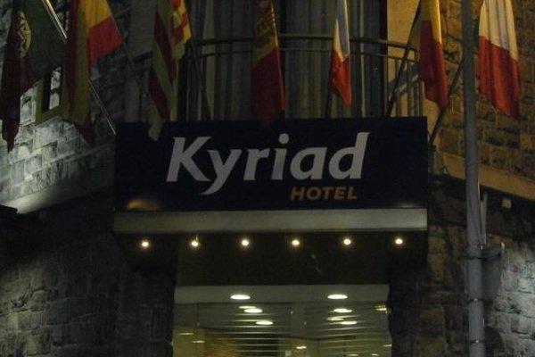 Kyriad Andorra Comtes d'Urgell - 20