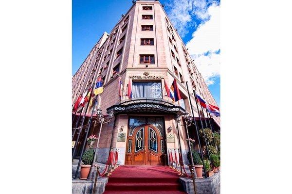 Отель National - фото 23