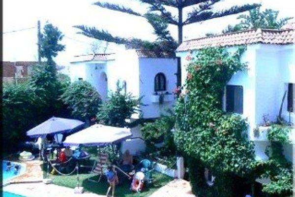 Hotel Hacienda - фото 18