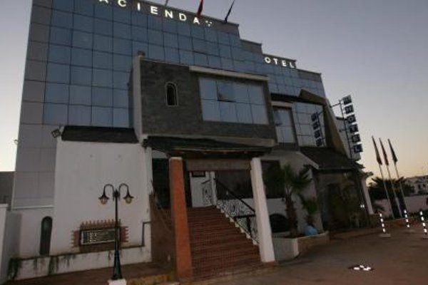 Hotel Hacienda - фото 23