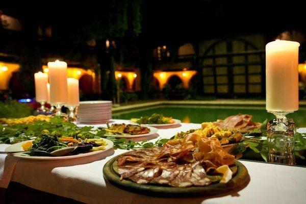 Hotel Restaurant Bujtina e Gjelit - фото 21