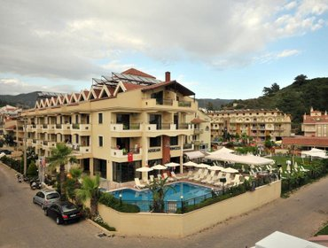 อพาร์ทเมนท์ Aegean Princess Apartments And Studio
