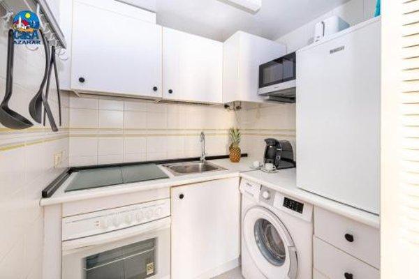Apartamentos Fuente Sol Casa Azahar - фото 10