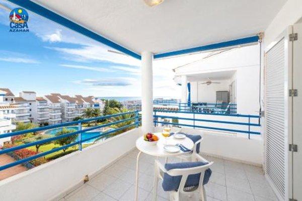 Apartamentos Fuente Sol Casa Azahar - фото 14